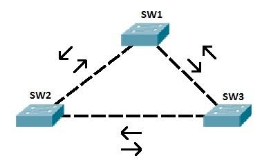 stp topology